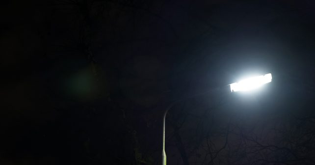 RSM: Vervangen openbare verlichting