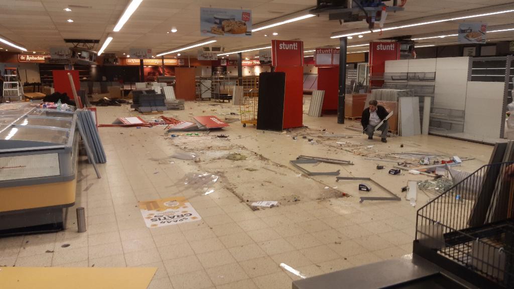 Rsm Opening Jumbo Supermarkt In Montfoort